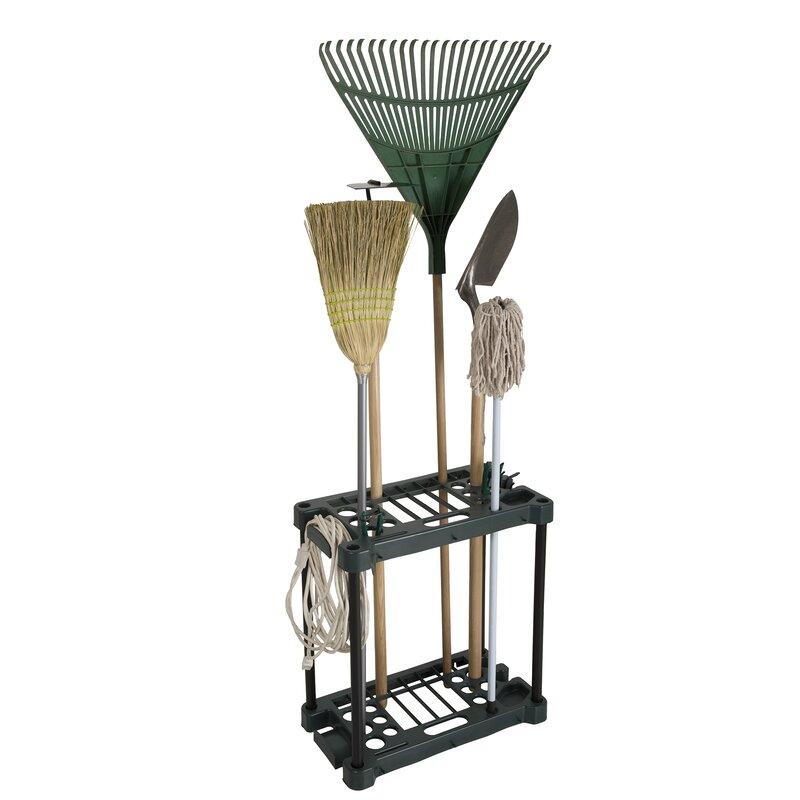 Superieur Compact Garden Tool Rack