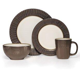 Metropolitan 16 Piece Dinnerware Set Service for 4  sc 1 st  Wayfair & Mikasa Cheers Dinnerware | Wayfair.ca