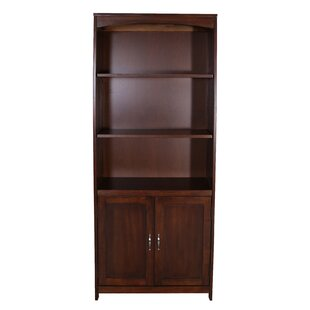 Low priced Julianne Standard Bookcase by Darby Home Co