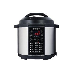 6.34 Qt. Programmable Electric Pressure Cooker