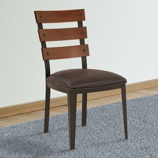 Leiker Dining Chair (Set of 2) 17 Stories