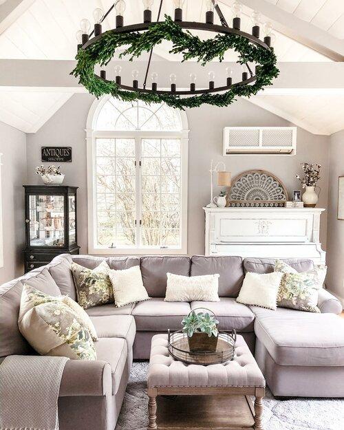 1000 Farmhouse Living Room Design Ideas Wayfair