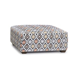 Foulk Cocktail Ottoman by George Oliver