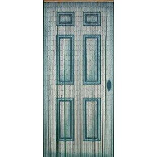 Bamboo Beaded Door Curtains | Wayfair
