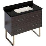 Alican 36 Single Bathroom Vanity Set by Latitude Run®
