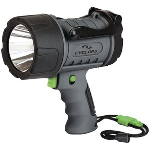 Cyclops 200 Lumen Rechargeable Waterproof..
