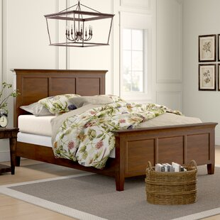 Calila Panel Bed by Birch Lane..