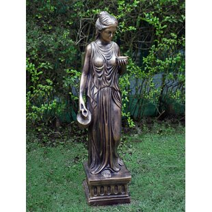 Emerick Hebe Goddess Of Youth Statue By Astoria Grand