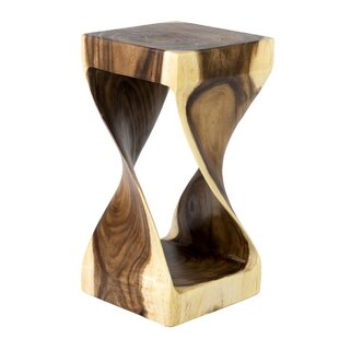 Union Rustic Tomas End Table