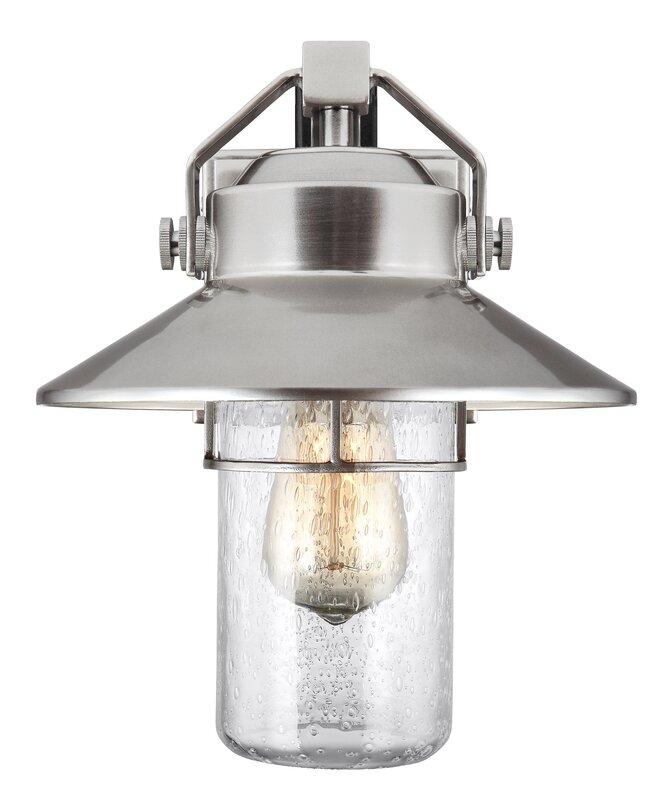 Superb Tolliver 1 Light Outdoor Barn Light
