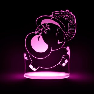 Total Dreamz Elephant LED Night Light