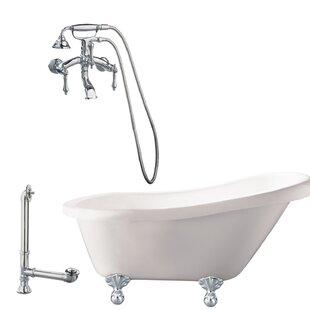 Giagni Hawthorne Soaking Bathtub