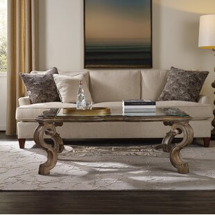 Solana Coffee Table by Hooker Furniture