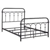 Letterly Standard Bed by Gracie Oaks