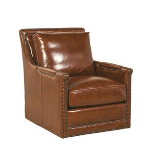 Edward Swivel Club Chair