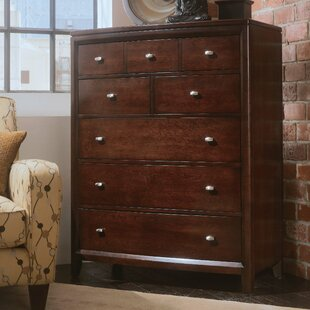 Red Barrel Studio Woodlynne 8 Drawer Chest