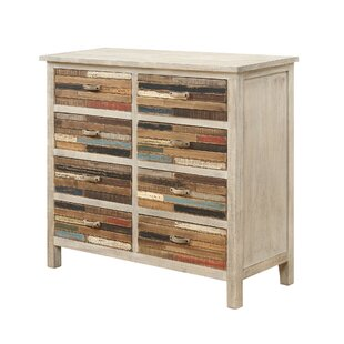 Joana 8 Drawer Accent Chest by Breakwater Bay