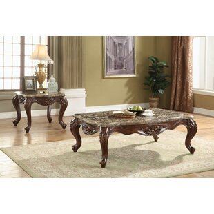 Fleur De Lis Living Rivers 2 Piece Coffee Table Set