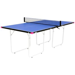 Junior 3/4 Size Foldable Table Tennis Table by Butterfly