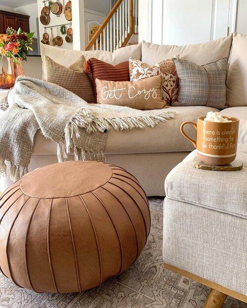 400 Orange Living Room Design Ideas Wayfair
