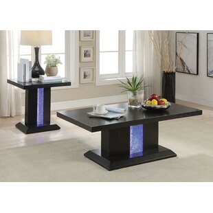 Mulloy 2 Piece Coffee Table Set by Latitude Run