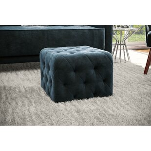Affordable Tufted Cube Ottoman By Novogratz