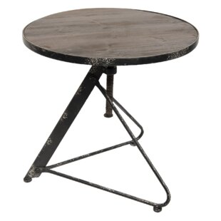 Rohan Iron Bistro Table By Symple Stuff