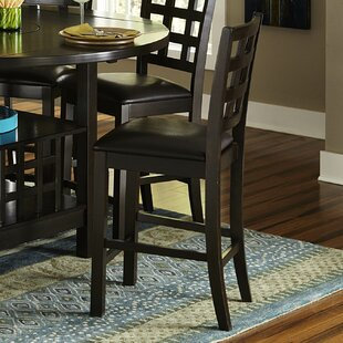 Napoleon 16.5 Bar Stool (Set Of 2) by Latitude Run Modern