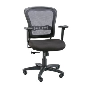 Alvin and Co. Paragon Mid-Back Mesh Desk Chair