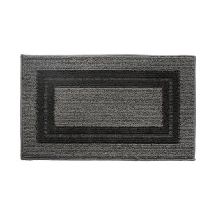 Low priced Gray/Black Area Rug ByAttraction Design Home