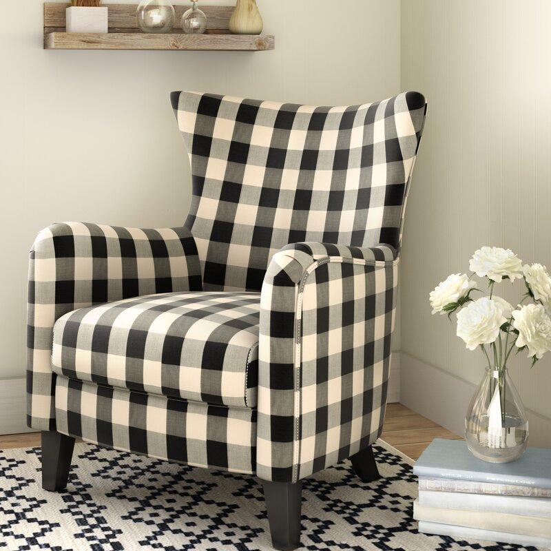 Delicieux Louna Fabric Armchair