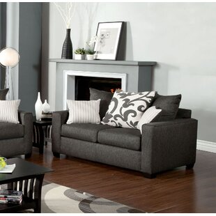 Alfredo Loveseat by Astoria Grand Savings