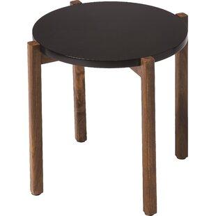 Wrought Studio Adamantine End Table