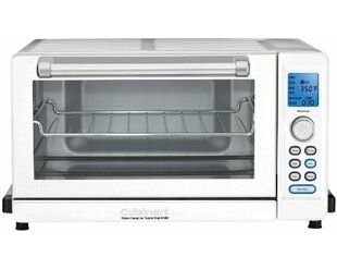 0.6 Cu. Ft. Deluxe Convection Toaster Oven