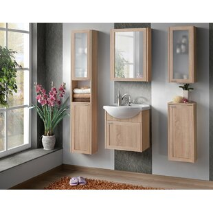 Piano 500mm Wall Mount Vanity Unit By Belfry Bathroom