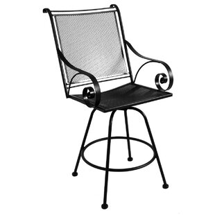 Meadowcraft Monticello Patio Bar Stool