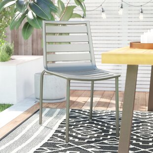 Anton Stacking Patio Dining Chair