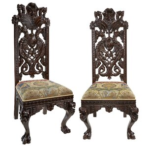 Knottingley Manor Side Chair (Set of 2) by Design Toscano