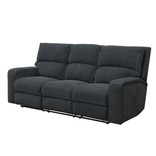 Shop Stephan Reclining Sofa by Ebern Designs