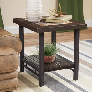 Sedgwick End Table by Loon Peak