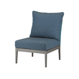 Weathers Armless Patio Chair