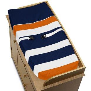 Stripe Changing Pad Cover BySweet Jojo Designs