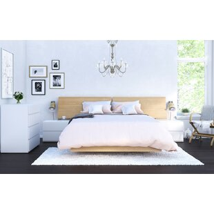 Laurel Platform 5 Piece Bedroom Set by Wrought Studio Design
