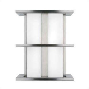 LBL Lighting Modular 2-Light Outdoor Flush Mount