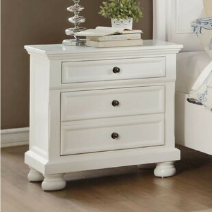 Beaudry 2 Drawer Nightstand