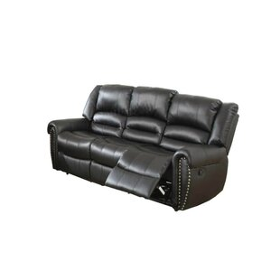 Ladner Relaxed Drama Reclining Sofa by Alcott Hill