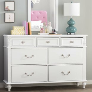 Best Brooklyn 7 Drawer Double Dresser by Viv + Rae Reviews (2019) & Buyer's Guide