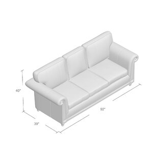 Three Posts Simmons Upholstery Duwayne Queen Sleeper Sofa