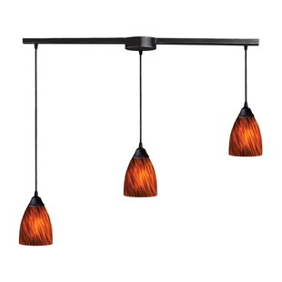 Latitude Run Robbie 3-Light Cluster Pendant