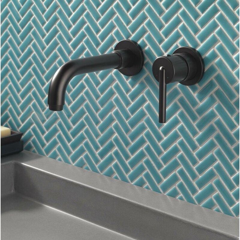 Etonnant T3559LF WL,CZWL,BLWL Delta Trinsic® Wall Mounted Bathroom Faucet U0026 Reviews  | Wayfair